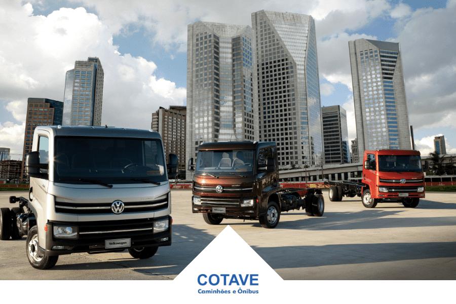 Cotave Caminhões e Ônibus - Maza Tarraf