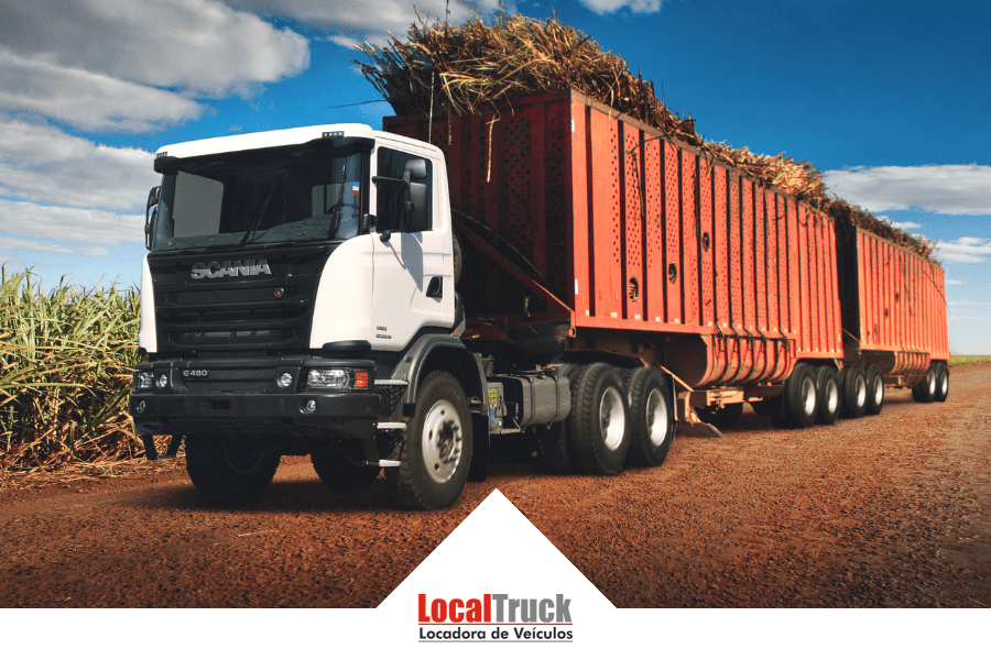 Local Truck - Maza Tarraf